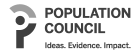 The Population Council/Evidence Project